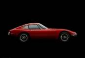 <h5>Toyota 2000GT</h5><p>Toyota 2000GT</p>