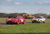 <h5>250GTO and E Type at St Marys</h5><p>250GTO and E Type at St Marys</p>
