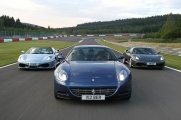 <h5>3 Ferraris at Spa</h5><p>3 Ferraris at Spa</p>